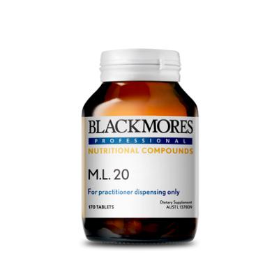 ML 20 170Tabs Complex