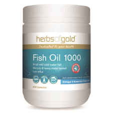 FISH OIL 1000 400Caps fish oils