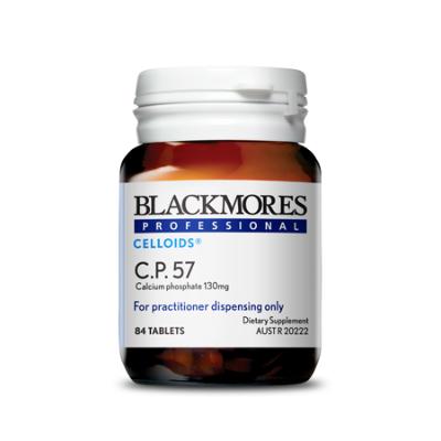CP 57 CALCIUM PHOSPHATE 84Tabs Complex