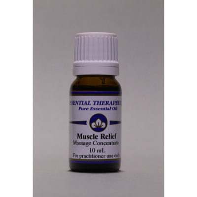 MUSCLE RELIEF MASSAGE CONCENTRATE 10ml