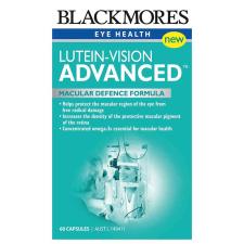 LUTEIN-VISION ADVANCED 60Caps