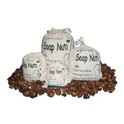 SOAP NUTS WITH WASH BAG 500g