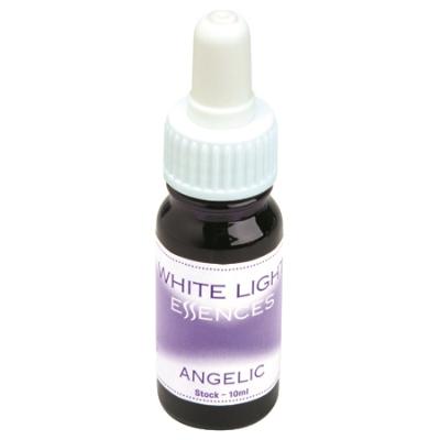WHITE LIGHT ANGELIC ESSENCE 10ml
