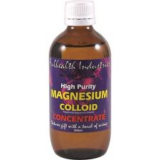 MAGNESIUM COLLOID 200ml magnesium (mg)