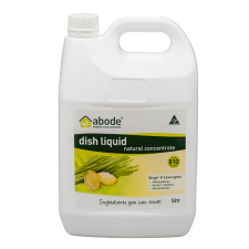 DISHWASHING LIQUID GINGER & LEMONGRASS REFILL 5L