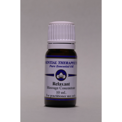 RELAXANT MASSAGE CONCENTRATE 10ml