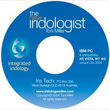 THE NEW IRIDOLOGIST SOFTWARE CD