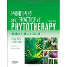 PRINCIPLES & PRACTICE OF PHYTOTHERAPY BOOK *DISC*