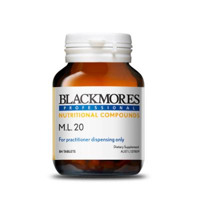 ML 20 84Tabs COmplex
