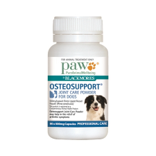 OSTEOSUPPORT JOINT CARE FOR DOGS 80Caps *TEMP UNAVAIL*