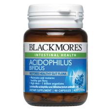 ACIDOPHILUS BIFIDUS 90Caps