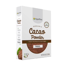 ORGANIC RAW CACAO POWDER 250g (BX16)