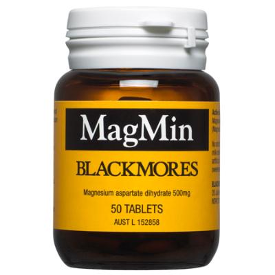 MAGMIN 50Tabs COMPLEX