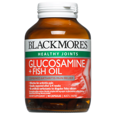 GLUCOSAMINE + FISH OIL 90Caps