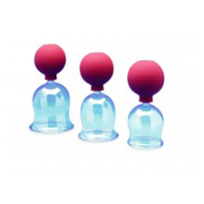 CUP JAR + RUBBER SUCTION BALL 5.0cm