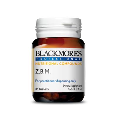 Z.B.M 84Tabs COMPLEX