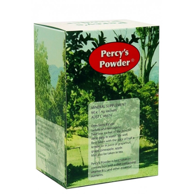 PERCY'S POWDER 60 x 1.4g sch Complex