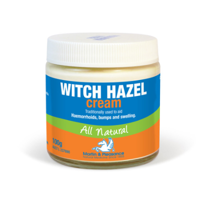 WITCH HAZEL HERBAL CREAM 100g