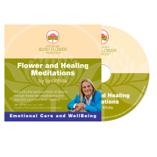 FLOWER AND HEALING MEDITATION CD