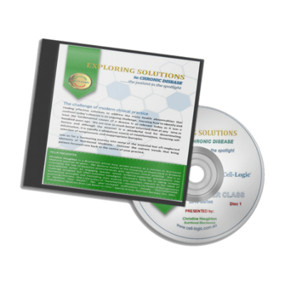 DVD EXPLORING SOLUTIONS TO CHRONIC DISEASE