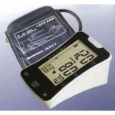 ELECTRIC BLOOD PRESSURE MONITOR