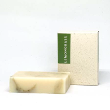 LEMONGRASS HANDMADE SOAP 100g