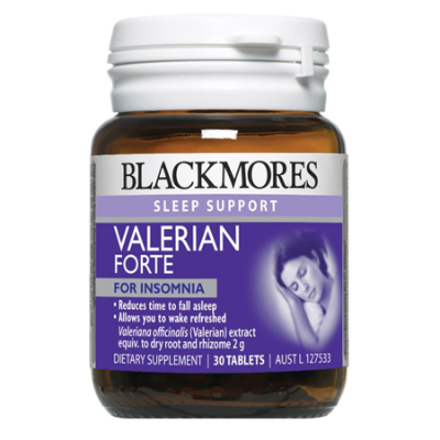 VALERIAN FORTE 30Tabs Valerian