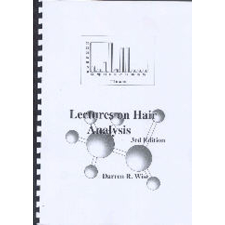 LECTURES ON HAIR MINERAL ANALYSIS BOOK By Darren R Wise