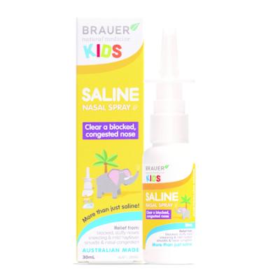 KIDS SALINE NASAL SPRAY 30ml