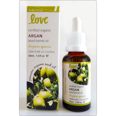 ARGAN SEED KERNEL OIL PURE ORGANIC 30ml