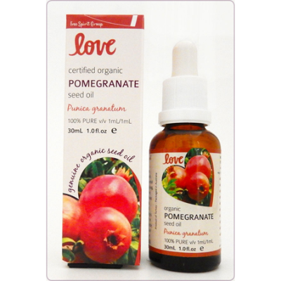 POMEGRANATE SEED OIL PURE ORGANIC 30ml