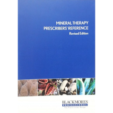 MINERAL THERAPY PRESCRIBERS' REFERENCE