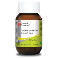 GUTBIOTIC 60 BILLION 60Vcaps
