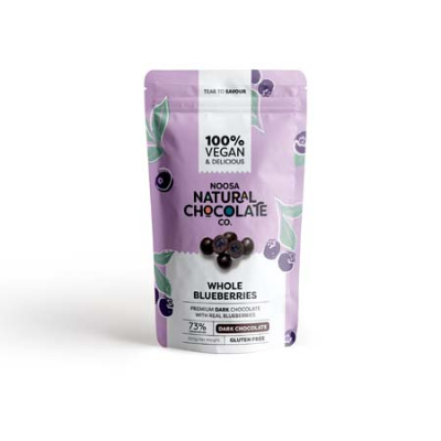 DARK CHOC COATED BLUEBERRY 300g (BX6)