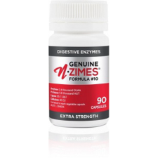 FORMULA #10 ENZYMES EXTRA STRENGTH 90Caps