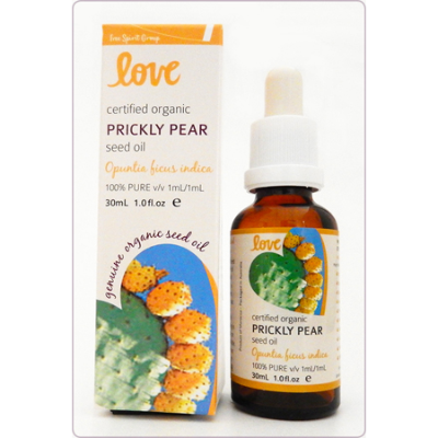 PRICKLY PEAR SEED OIL PURE ORGANIC 30ml