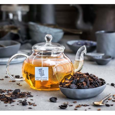 CASCARA LOOSE LEAF TEA 100g (BX8)