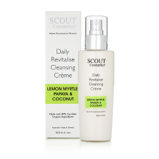 CLEANSING DAILY REVITALISE CREME ORGANIC 150ml