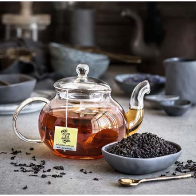 ENGLISH BREAKFAST LOOSE LEAF TEA 100g (BX8)