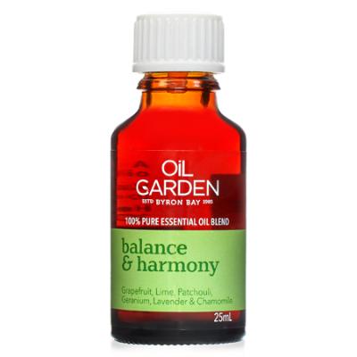 BALANCE & HARMONY ESSENTIAL OIL BLEND 25ml