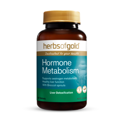 HORMONE METABOLISM 60Tabs