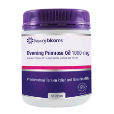 EVENING PRIMROSE OIL 1000mg 200Caps EPO (Evening Primrose Oil)