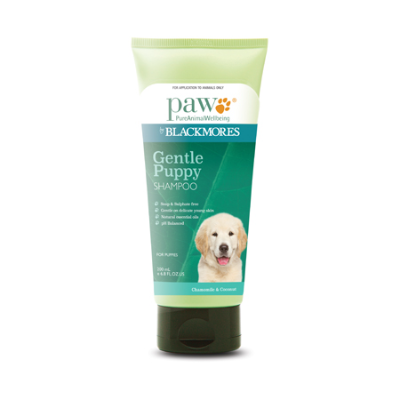 GENTLE PUPPY SHAMPOO CHAMOMILE & COCONUT 200ml