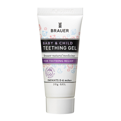 BABY & CHILD TEETHING GEL 20g