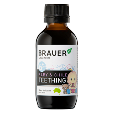 BABY & CHILD TEETHING RELIEF 100ml