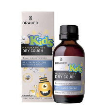 KIDS MANUKA HONEY DRY COUGH 100ml
