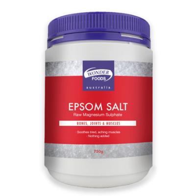 EPSOM SALT 750g