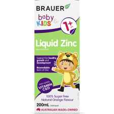 BABY & KIDS LIQUID ZINC 200ml