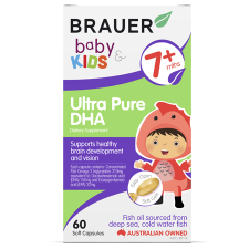 BABY & KIDS ULTRA PURE DHA 60Scaps