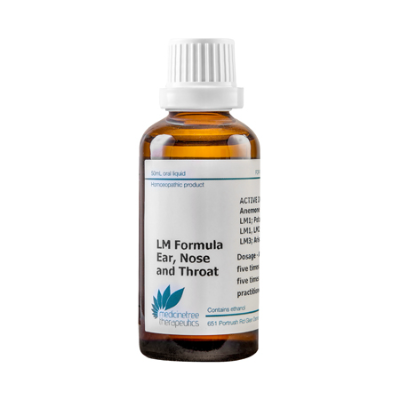 LM FORMULA EAR,NOSE & THROAT 50ml